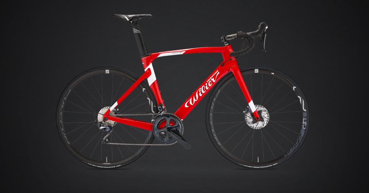 Cento1AIR | Road bikes Wilier Triestina