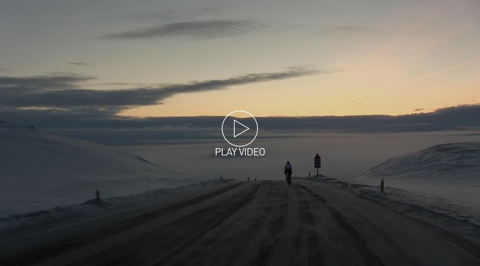 Il video dell'arrivo