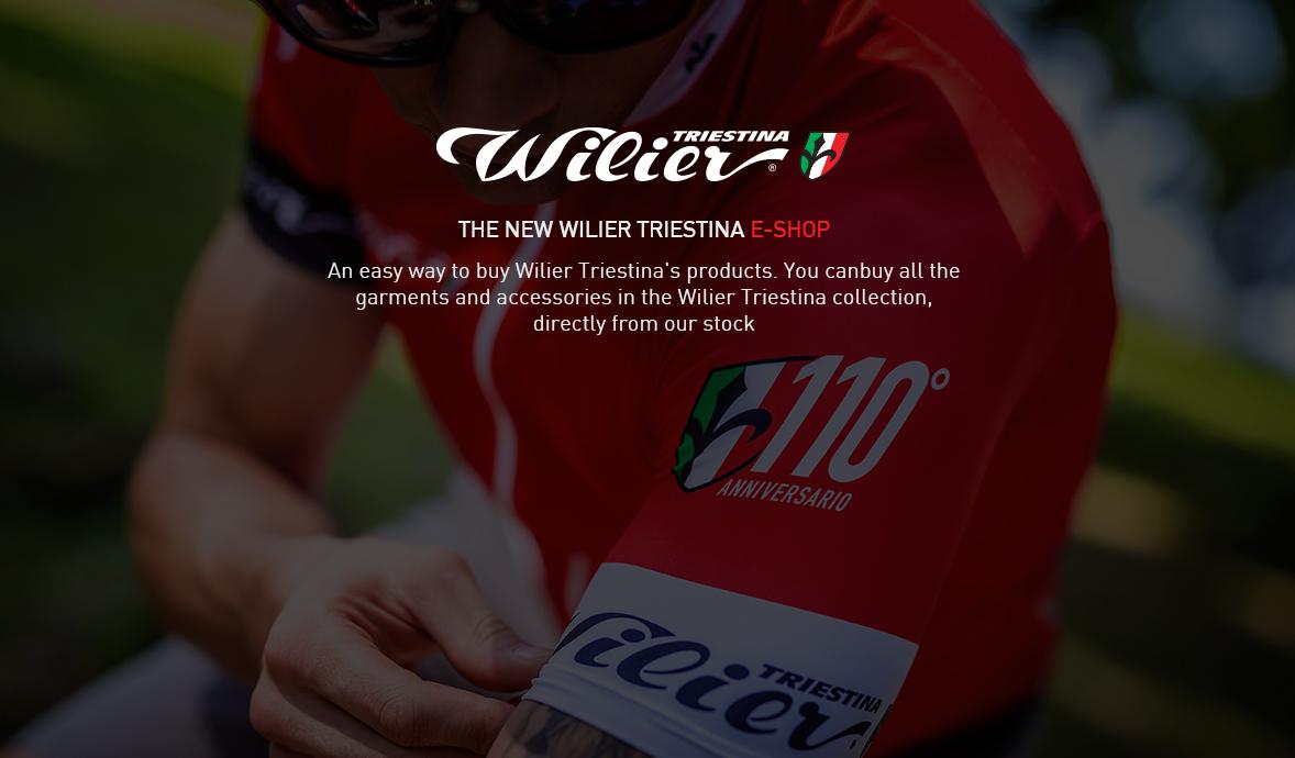 cfa566b07 The new Wilier Triestina e-shop