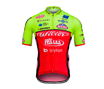 Team Wilier - Selle Italia Jersey Official