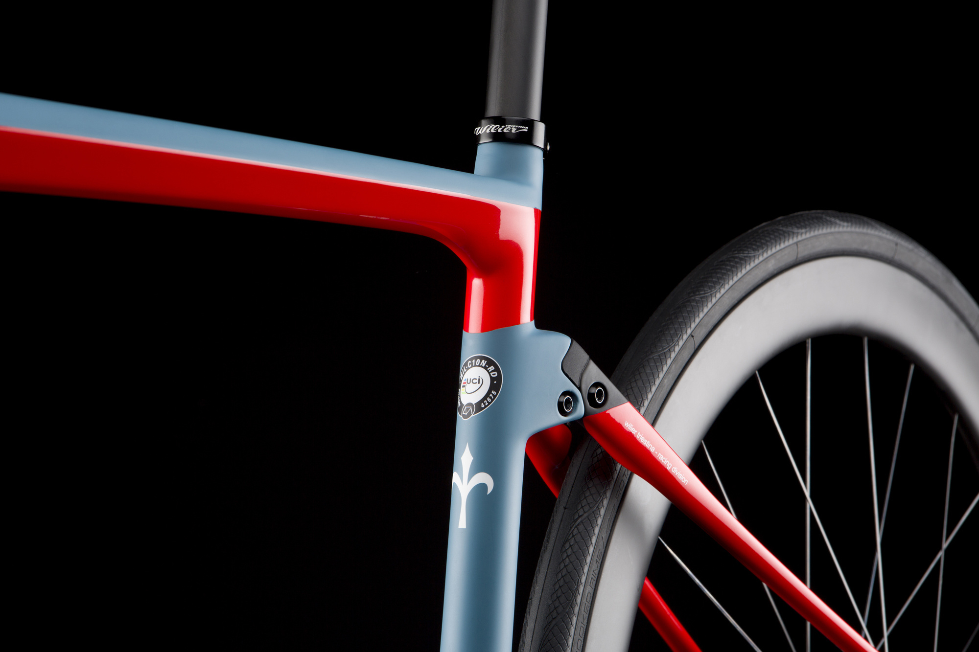 Cento10ndr Wilier Triestina Spa Of A Bike Shock Absorbers 101 Tire Types Bicycle Geometry Fitting For Spend Long Hours In The Saddle Thanks To Its Specially Designed Endurance And Actiflex System Wiliers New Approach Absorbing Rear