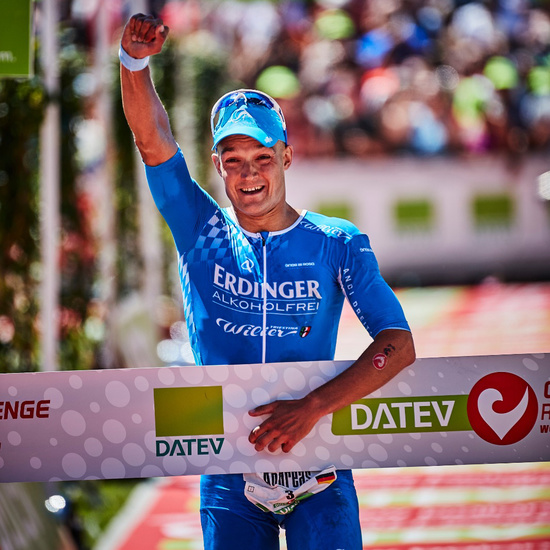 DREITZ 2nd AT CHALLENGE ROTH