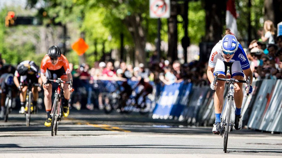 ec5cf470b Lauren Tamayo Wins USA Cycling Criterium National Championships for  UnitedHealthcare Pro Cycling Team