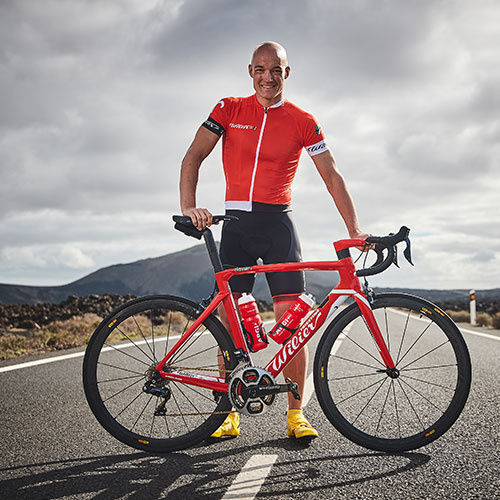 ANDREAS DREITZ ENTERS THE WORLD OF WILIER TRIESTINA