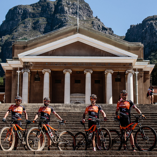 WILIER - FORCE- 7C AT CAPE EPIC 2018