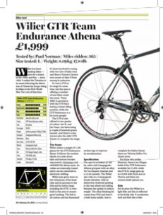 CYCLING WEEKLY 26/02/2016
