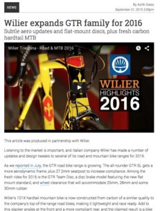 BIKERADAR.COM 14/10/2015